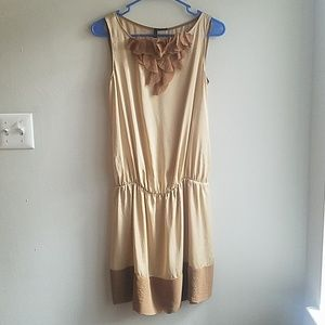 United Colors of Benetton - Tan brown dress